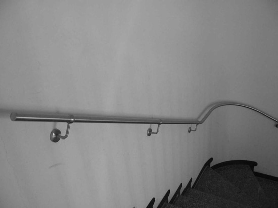 Forum corrimano per scala in marmo - Corrimano a muro per scale interne ...