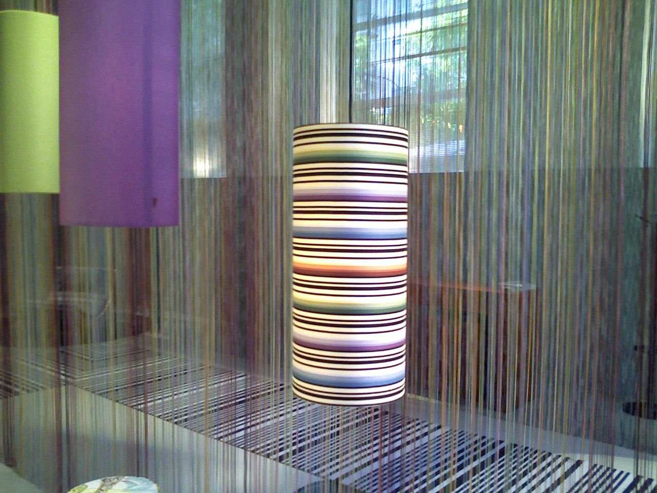 Cappelli Lampade Roma: Cappelli per lampade da terra paralumi en cera legno vetro.